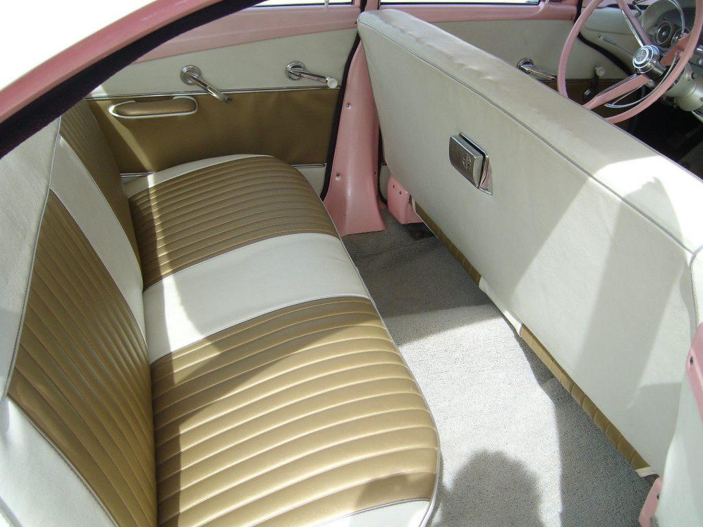 Edsel interior